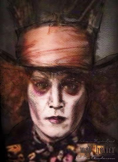 Johnny Depp by ByChrisAnderson
